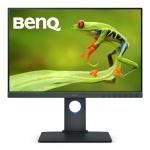 "24"" LED BenQ SW240 - WUXGA,IPS,DVI,DP,HDMI,USB, 9H.LH2LB.QBE"