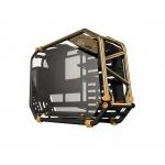 skříň In Win D-FRAME 2.0 black/gold + 1065W zdroj, D-FRAME 2.0