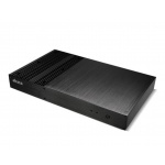 skříň AKASA Galileo + 120W adaptér bez loga pasiv, AK-ITX09M-12EU