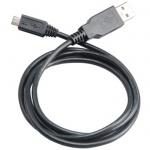 AKASA - USB 2.0 A na mikro-B kabel - 100 cm, AK-CBUB05-10BK