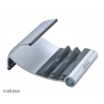 AKASA - Leo - stojan pro tablet - šedý, AK-NC054-GR