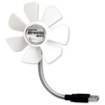 Arctic Cooling Breeze Mobile - USB fan, ABACO-BZG00-01000