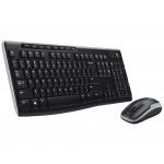 AKCE set Logitech Wireless Desktop MK270, CZ, 920-004527