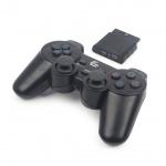 GEMBIRD Joy Gamepad JPD-WDV-01, vibrační, bezdrátový, PC/PS2/PS3, USB, JPD-WDV-01