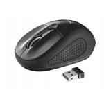 myš TRUST Primo Wireless Mouse - black, 20322
