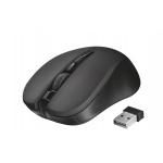 myš TRUST Mydo Silent Click Wireless Mouse - black (tichá myš), 21869