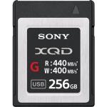 Sony XQD paměťová karta QDG256E-R,256GB,až 440MB/s, QDG256E-R