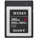 Sony XQD paměťová karta QDG240F, QDG240F