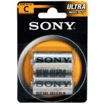 SONY Baterie SUM2NUB2A, 2ks R14/C ULTRA, SUM2NUB2A