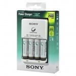 Sony NiMH Compact nabíječka BCG-34HH4GN,4x 2500mAh, BCG-34HH4GN