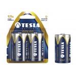 TESLA - baterie D GOLD+, 2ks, LR20, 1099137024