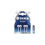 TESLA - baterie AAA SILVER+, 4ks, LR03, 1099137070