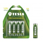 TESLA - baterie AA RECHARGEABLE+, 4ks, HR6, 1099137124