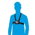 Braun Phototechnik Doerr Chest Strap GP-04 pro GoPro, 395164