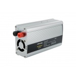 Whitenergy WE Měnič napětí DC/AC 24V / 230V, 400W, USB, 06582
