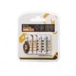 Whitenergy WE Nabíjecí baterie AAA 1100mAh Ni-MH 10ks-blister, 06778-BL
