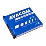 Baterie AVACOM GSNO-BL5F-S1000A do mobilu Nokia N95, E65, Li-Ion 3,6V 1000mAh (náhrada BL-5F), GSNO-BL5F-S1000A