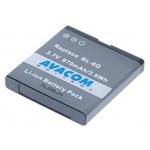 Baterie AVACOM GSNO-BL6Q-S970 do mobilu Nokia 6700 Classic Li-Ion 970mAh (náhrada BL-6Q), GSNO-BL6Q-S970