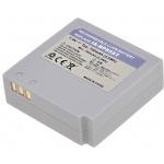 Baterie T6 power Samsung IA-BP85ST, IA-BP85NF, 750mAh, šedá, VCSA0019 - neoriginální