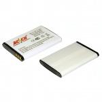Baterie Accu pro Nokia 3220,3230,5140,5140i,5070,5200,5300,5500,6020,6021, Li-ion, 950mAh, MTNK0010