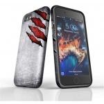 Skinzone Tough Case MET0027CAT pro iPhone 6/6S, APP-IPH6MET0027CAT-D