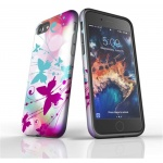Skinzone Tough Case FLO0017CAT pro iPhone 6/6S Plus, APP-IPH6PFLO017CAT-D