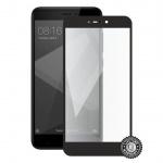 Screenshield XIAOMI RedMi 4X Global Tempered Glass protection (full COVER black), XIA-TG25DBREDMI4XG-D