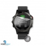 Screenshield GARMIN Fenix 5 folie na displej, GAR-FNX5-D