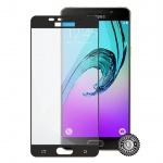 Screenshield SAMSUNG A510 Galaxy A5 (2016) Tempered Glass protection (full COVER Black), SAM-TGFCBMFA510F-D