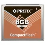 Industrial Pretec CF Card 8GB - Lynx Solution, CFY08G-HR