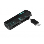 čtečka TRUST USB Type-C Cardreader, 20968