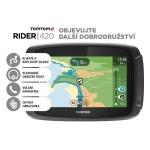 TomTom Rider 420 EU pro motocykly, LIFETIME mapy, 1GE0.002.26