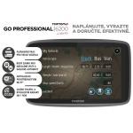 TomTom GO Professional 6200 EU, Wi-Fi, LIFETIME mapy, 1PL6.002.09
