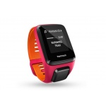 TomTom Runner 3 Cardio + Music (S), růžová/oranžová, 1RKM.001.02