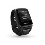 TomTom Spark 3 Cardio + Music + Bluetooth sluchátka (S), černá, 1RKM.002.11