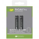 Nabíjecí baterie GP AAA Recyko+ 800mAh (2ks), 1033112060