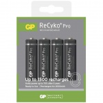 Nabíjecí baterie GP AA Recyko+  (2000mAh) 4ks, 1033214073