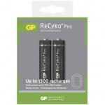 Nabíjecí baterie GP AA Recyko+ (2000mAh) 2ks, 1033212070