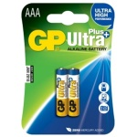 Gp Baterie GP Ultra Plus 2x AAA, 1017112000