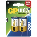 Gp Baterie GP Ultra Plus 2x C, 1017312000