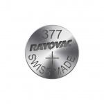 Gp Baterie Alkalická baterie RAYOVAC 377 - 10ks, 9043005400