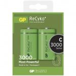 Gp Baterie Nabíjecí baterie GP RECYKO C (3000mAh)-2ks, 1033312010