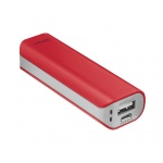 TRUST Primo PowerBank 2200 - red, 21223