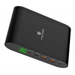 VIKING Notebook powerbank Smartech III QC3.0 25000mAh, Černá. Powerbank pro notebook., VSMTIII25B