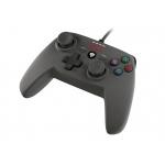 Natec Drátový gamepad Genesis P58, pro PS3/PC, vibrace, NJG-0773