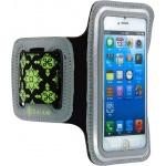 GAIAM Sport Armband Green - small phone, 07309