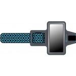 GAIAM Sport Armband Blue Diamond - medium phone, 07346
