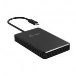 i-tec MySafe Thunderbolt 3 M.2 NVMe Metal External case 40 Gbps, TB3MYSAFEM2