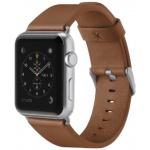 BELKIN Apple watch řemínek,38mm, hnědý, F8W731btC01