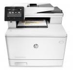 HP Color LaserJet Pro MFP M477fdw /27ppm,Wifi, Dup, CF379A#B19